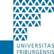 Universität Fribourg / Departement für Psychologie