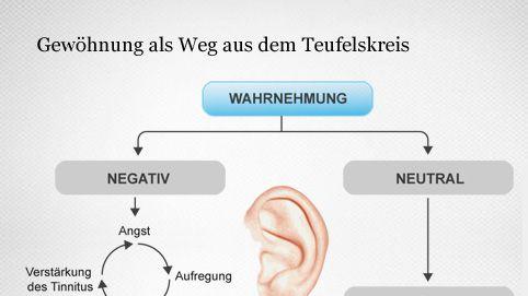 Therapieverfahren: Gewöhnung an den Tinnitus
