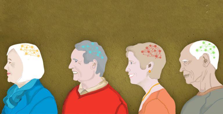 Das Gehirn im Alter