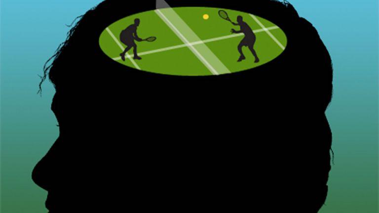 Tennisspielen im Wachkoma