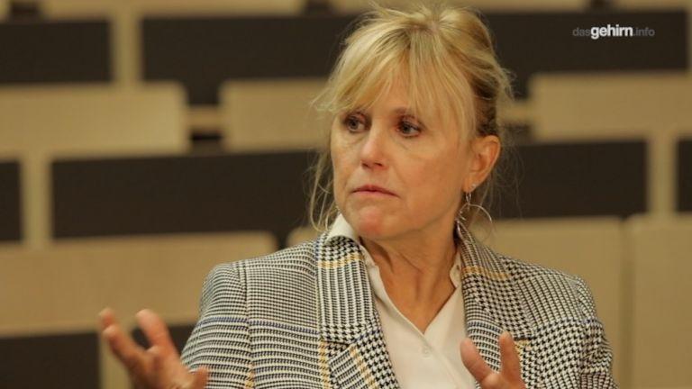 Die Pathologin Ann McKee auf der NWG 2019