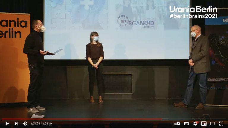 Urania Vortrag Alzheimer