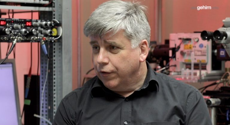 Elektrophysiologe: Andreas Draguhn