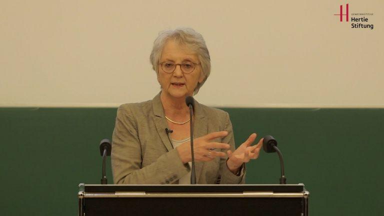 Ingeborg Kraegeloh-Mann